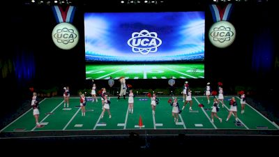 Obion County Central High School [2021 Medium Non Tumbling Game Day Finals] 2021 UCA National High School Cheerleading Championship