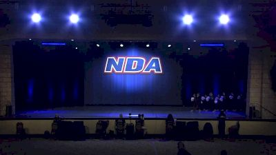 Dancin Bluebonnets [2021 Mini Coed Pom] 2021 NDA All-Star National Championship