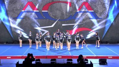 Cheer Athletics- Frisco - AstroCats [2021 L2 Medium Youth Day 1] 2021 ACA All Star DI Nationals