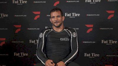 A Gracious Gabriel Almeida Hopes Wiltse Gets His Panda Sponsorship