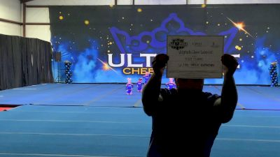 Ultimate Cheer Lubbock - Tiny Tiaras [L1 Tiny - Novice - Restrictions] 2021 NCA All-Star Virtual National Championship