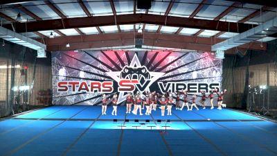 Stars Vipers - V3nom [L3 Junior - Small - A] 2021 NCA All-Star Virtual National Championship
