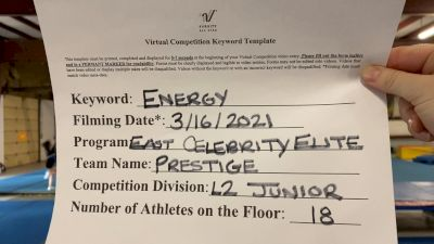 East Celebrity Elite - Londonderry Prestige [L2 Junior - Small] 2021 Beast of The East Virtual Championship