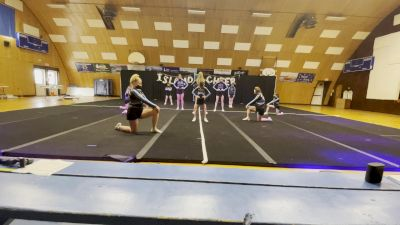 Deer Isle-Stonington Youth Cheerleading - Tidal [L2 Performance Recreation - 18 and Younger (NON) - NB] 2021 NCA & NDA Virtual March Championship