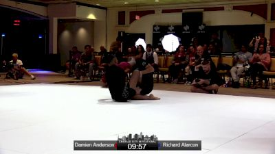 Damien Anderson vs Richard Alarcon Emerald City Invitational Event #2