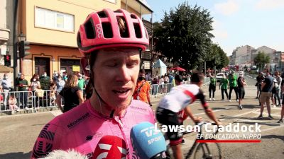 Lawson Craddock's Mentally, Physically Difficult Vuelta a España Day Pays Off
