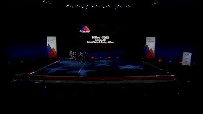 KC Cheer - FEVER [2021 L2 Junior - Small Semis] 2021 The Summit