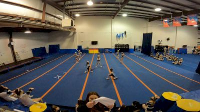 Upper Moreland Cheerleading Association - Tantrum [L1 Performance Recreation - 8 and Younger (NON)] 2021 Varsity Recreational Virtual Challenge III