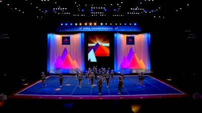 Utah Xtreme Cheer - Whiteout [2021 L1 Senior - Medium Finals] 2021 The D2 Summit