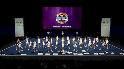 Griffin Rec - Senior Purple [2021 Trad Rec Aff 14Y Finals] 2021 UCA National High School Cheerleading Championship