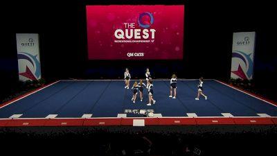 QM CATS [2021 Open Traditional Rec - 14Y (NON) Finals] 2021 The Quest