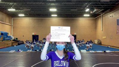Baldwin High School [Large Varsity] 2020 UCA Allegheny Virtual Regional