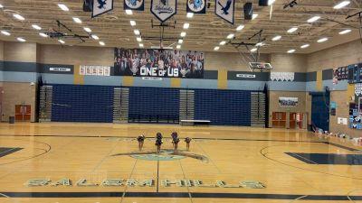 Salem Hills High School [Varsity - Song/Pom - Intermediate] 2020USA Virtual Regional