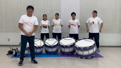 The Yokohama Scouts Bass ensemble