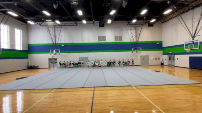 Eaton High School [Varsity - Crowd Leading] 2021 UCA & UDA Game Day Kick-Off