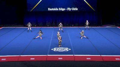 Eastside Edge - Fly Girls [2021 L1 Tiny Day 2] 2021 UCA International All Star Championship