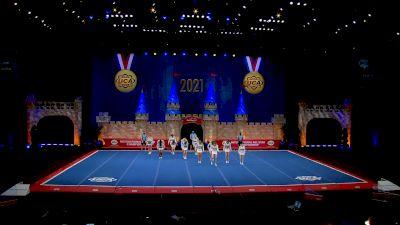 Cheer Express - Miss Silver [2021 L6 Senior - XSmall Day 2] 2021 UCA International All Star Championship