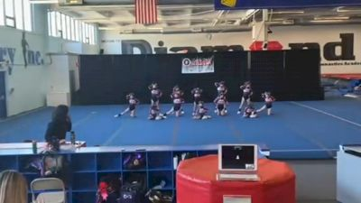 Garden State Storm - Flurries [L1 Performance Recreation - 8 and Younger (NON)] 2021 Varsity Rec, Prep & Novice Virtual Challenge IV