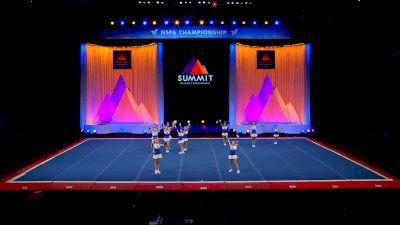 Pennsylvania Elite Cheerleading - Secret 6 [2021 L6 Junior Semis] 2021 The D2 Summit
