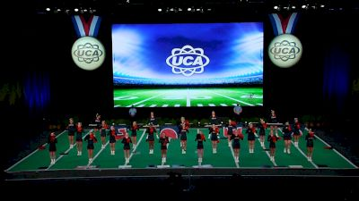 Teurlings Catholic High School [2021 Super Non Tumbling Game Day Finals] 2021 UCA National High School Cheerleading Championship
