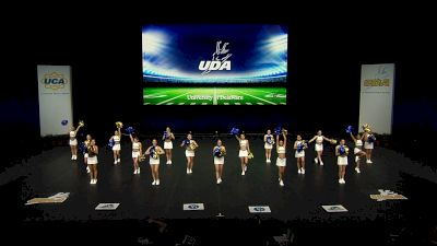 University of Delaware [2021 Dance Division I Game Day Finals] 2021 UCA & UDA College Cheerleading & Dance Team National Championship