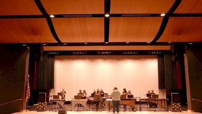 CSMS Winter Percussion Ensemble Lion King 2.0