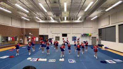 Cherry Creek High School [Game Day Large Varsity] 2021 UCA February Virtual Challenge