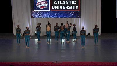 Florida Atlantic University [2021 Team Performance Division IA Finals] 2021 NCA & NDA Collegiate Cheer & Dance Championship