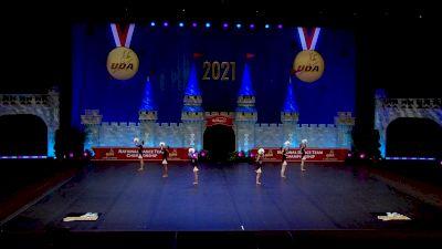 Beavercreek High School [2021 Junior Varsity - Pom Semis] 2021 UDA National Dance Team Championship