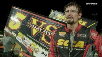 Dylan Cisney Finishes Third in Tuscarora 50