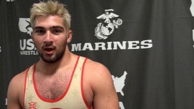Alex Semenenko brings first Greco Title Back To New York