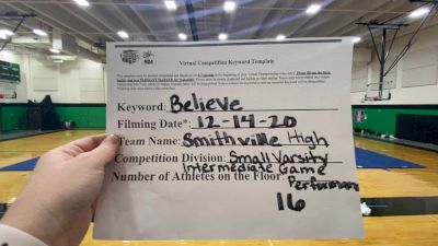 Smithville High School [Intermediate Small Varsity Game Performance] 2020 NCA December Virtual Championship
