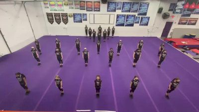 Cheer UP Athletics - Twilight [L1 Junior - D2] 2021 Athletic Championships: Virtual DI & DII