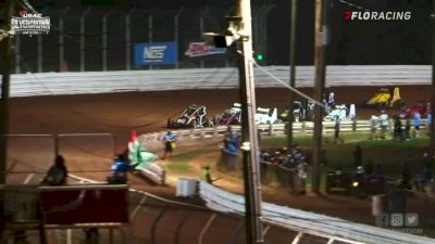 Highlights | USAC Silver Crown 'Bill Holland Classic' at Selinsgrove Speedway