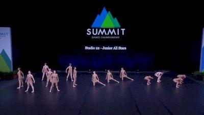 Studio 22 - Junior All Stars [2021 Junior Contemporary / Lyrical - Small Semis] 2021 The Dance Summit