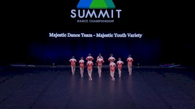 Majestic Dance Team - Majestic Youth Variety [2021 Youth Variety Semis] 2021 The Dance Summit