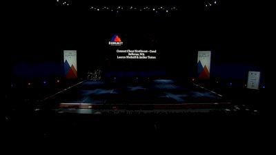 Connect Cheer Northwest - Coral [2021 L1 U17 Finals] 2021 The Summit