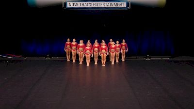 Dance Dynamics [2021 Senior Large Jazz Finals] 2021 The Dance Worlds