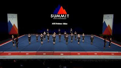 ACX Twisters - Shine [2021 L1 Junior - Small Wild Card] 2021 The Summit