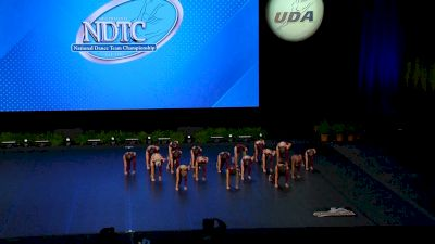 ORDTTA - Juniors [2021 Junior - Jazz Finals] 2021 UDA National Dance Team Championship