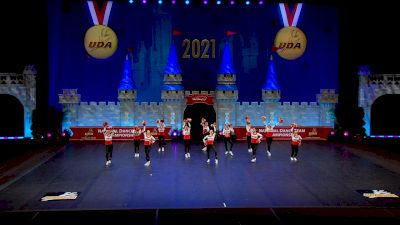 Grand Blanc High School [2021 Small Game Day Finals] 2021 UDA National Dance Team Championship
