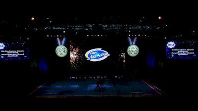 Ohio Cheer Explosion - Dynamite [2021 L3 Junior - D2 - Small Day 2] 2021 UCA International All Star Championship