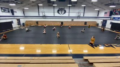 West Clermont HS Winterguard - The Best is Yet to Come