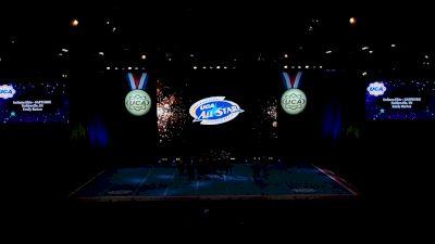 Indiana Elite - SAPPHIRE [2021 L3 Senior (5-18) Day 1] 2021 UCA International All Star Championship