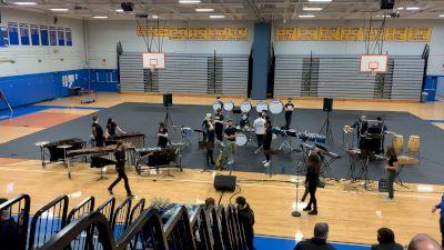 Bunnell-Stratford Senior Recognition Night Drumline