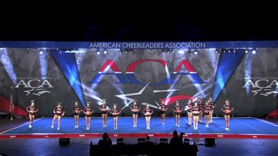Excite Gym and Cheer - Fierce [2021 L3 Senior Day 2] 2021 ACA All Star DI Nationals