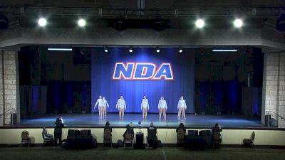 Dance Fusion [2021 Senior Small Contemporary/Lyrical Day 2] 2021 NDA All-Star National Championship
