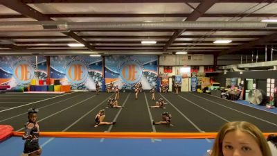 Omni Elite Athletix - Blue Lightning [L1 Youth - D2 - Small] Varsity All Star Virtual Competition Series: Event V