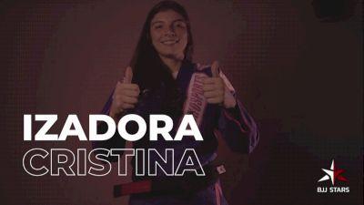 Izadora Cristina vs Ingridd Alves BJJ Stars VI (English commentary)