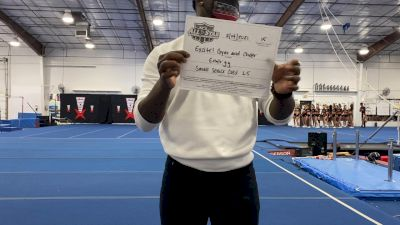 Excite Gym and Cheer - Energy [L5 Senior Coed - Small] 2021 NCA All-Star Virtual National Championship